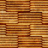 Abstract wooden paneling - seamless background - different color Stock Image