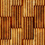 Abstract wooden paneling - seamless background - different color Stock Photo