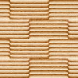 Abstract wooden paneling - seamless background - White Oak wood Royalty Free Stock Images