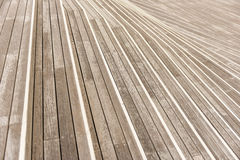 Abstract wooden stairs background Stock Photo