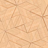 Abstract Wooden Striped Textured Of Tangram Parquet Stock Images