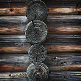 Abstract wooden surface Stock Image