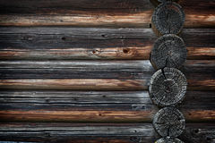 Abstract wooden surface Stock Photography