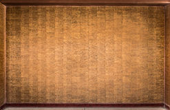 Abstract wooden wall used as background Stock Photo