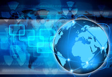 Abstract the world business  and Technology. Background Stock Images