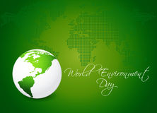 Abstract world environment day concept background, Stock Photo