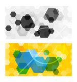 Abstract World soccer championship in Brazil illustration Royalty Free Stock Photos