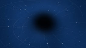 Abstract Wormhole Background - gravity concept Stock Photos