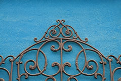 Abstract Wrought Iron Stock Photos