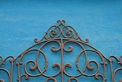 Abstract Wrought Iron Stock Photos