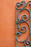 Abstract Wrought Iron royalty free stock photography