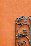 Abstract Wrought Iron Stock Photography