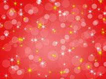 Abstract xmas background Royalty Free Stock Images