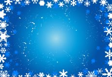 Abstract xmas background Stock Image
