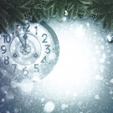 Abstract Xmas backgrounds Stock Photo