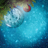 Abstract xmas backgrounds Royalty Free Stock Images