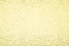 Abstract yellow background Stock Photography