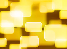 Abstract yellow background Royalty Free Stock Photos