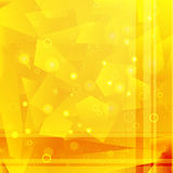 Abstract yellow background. Clip-art Royalty Free Illustration