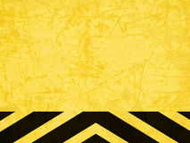 Abstract Yellow Background Stock Image