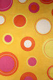 Abstract yellow background Stock Images