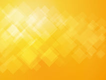 Abstract yellow background stock illustration