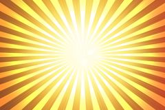 Abstract yellow background, orange, sun rays. Abstract abstract yellow background background bright burst, design energy flash glow hot illustration light orange stock illustration