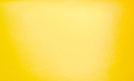 Abstract yellow background with spotlight Royalty Free Stock Photography