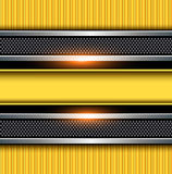 Abstract yellow background Royalty Free Stock Photo
