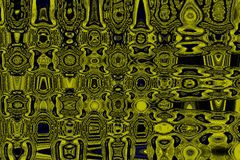 Colorful yellow-blue tints abstract background Stock Photos