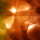Abstract yellow and brown background for design Stock Photo