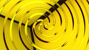 Abstract yellow glass background 3d rendering. Abstract yellow glass futuristic background 3d rendering computer simulation Stock Images