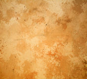 Abstract yellow grunge background Royalty Free Stock Photos