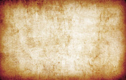 Abstract yellow grunge background Royalty Free Stock Photography