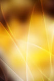 Abstract yellow light Background Royalty Free Stock Photos