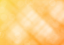 Abstract yellow lights background/texture Royalty Free Stock Photo