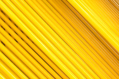 Abstract yellow line Royalty Free Stock Photo