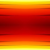 Abstract yellow, orange and red rectangle shapes Stock Images