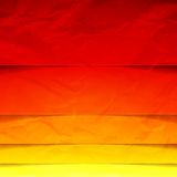 Abstract yellow, orange and red rectangle shapes Stock Image