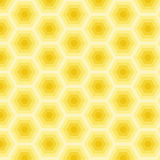 Abstract Yellow Pattern, vector Royalty Free Stock Images