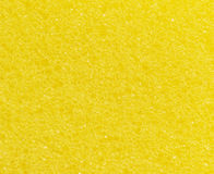 Abstract yellow sponge texture background Stock Photos