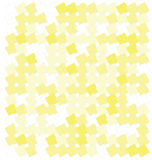 Abstract yellow squares background Stock Photo