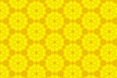 Abstract yellow sunflower pattern background.  Stock Photo