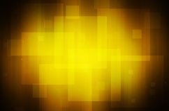 Abstract yellow technology background. Abstract dark yellow  technology background Stock Photo