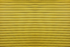 Abstract yellow texture blinds showcase Stock Image