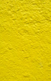 Abstract  Yellow Wall  Texture Background Royalty Free Stock Image