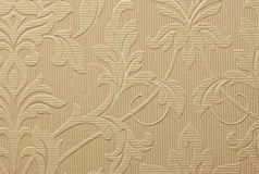 Abstract yellow wallpaper texture Stock Images