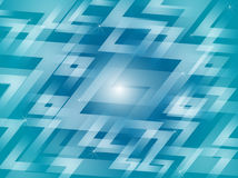 Abstract zig zag line color background_02 Royalty Free Stock Images