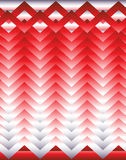 Abstract zigzag pattern Stock Images