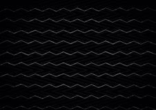 Abstract zigzag pattern Stock Photo